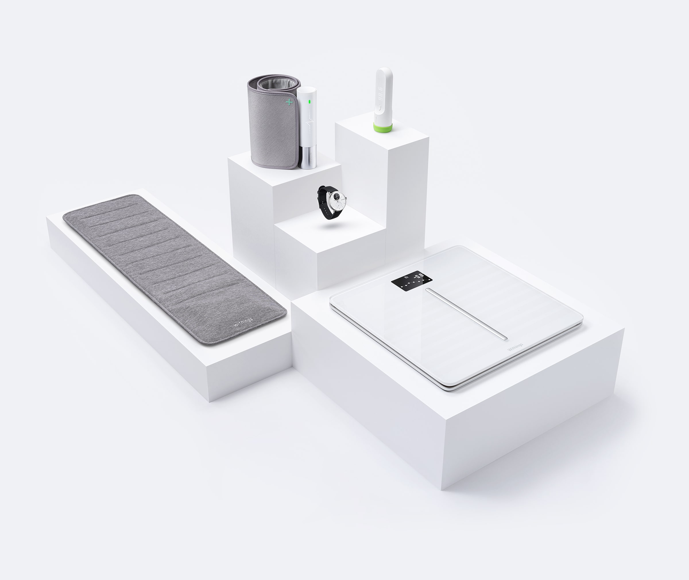 Withings ecosystem