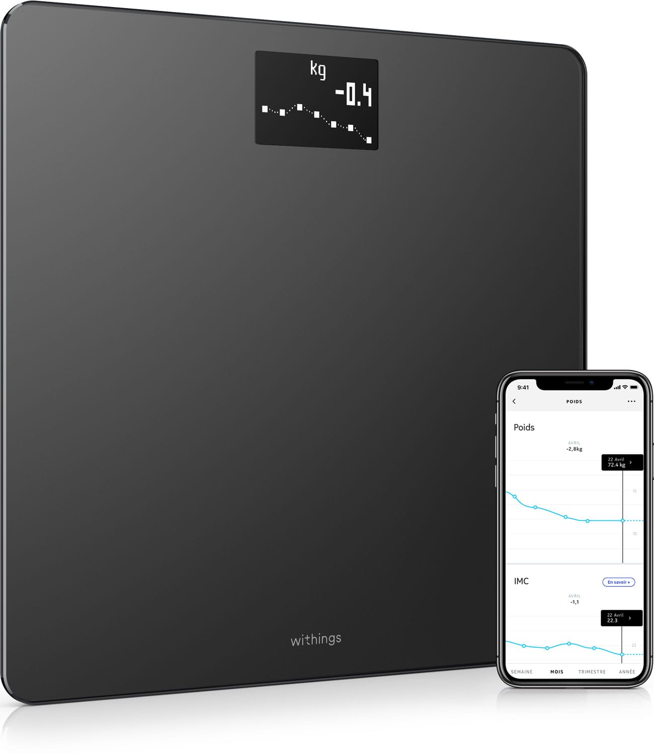 Withings Body Pro Multi-connectivity