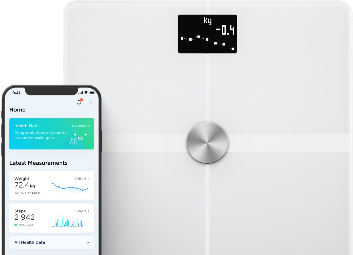 Body+ | Body Composition Wi-Fi Scale