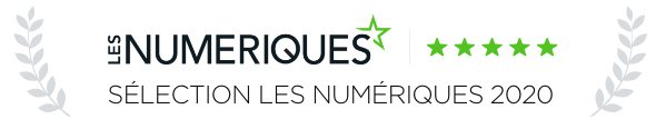 Selection Les Numériques 2020 | Withings Body+
