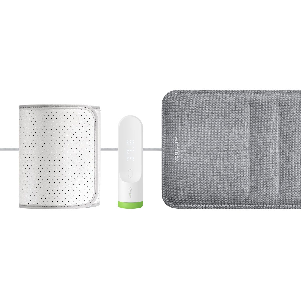Sleep Sensor, Blood Pressure Monitor & Thermometer by Withings
