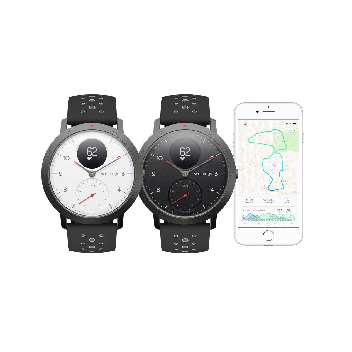 multi-sport hybrid smartwatch